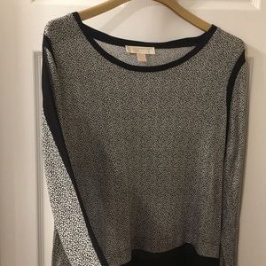 MICHAEL Michael Kors Knit Top Long Sleeve